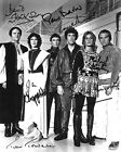 BLAKES 7 CAST SIGNED PHOTO PRINT 01