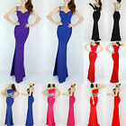 Many Style Mermaid New Long Evening Prom Formal Party Ball Gown Bridesmaid Dress