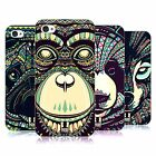 HEAD CASE DESIGNS AZTEC ANIMAL FACES 3 CASE COVER FOR APPLE iPHONE 4 4S