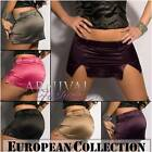 NEW SEXY EUROPEAN DESIGNER MINI SKIRT 6 8 10 12 MICRO SKIRTS CLUB WEAR XS S M L