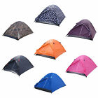 Azuma 2 Man Double Skin Summer Music Festival Camping Hiking Outdoor Dome Tent