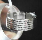 Ring New Stainless Size 6-11 Lp Kruba Yanth 5Rows Thai Buddha Amulet Collection