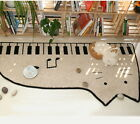 Piano Cat indoor Carpet baby Non-slip pad Carpet Rug Entrance door Mat
