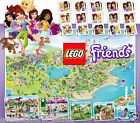 LEGO FRIENDS Neuheiten 41090 41091 41092 41093 41015 41097 41095 41096 41094