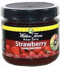 WALDEN FARMS CALORIE FREE FRUIT SPREAD - CARB FREE - FAT FREE - ALL FLAVOURS