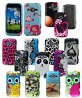 For ZTE CONCORD II Z730 Cover Design Hard Snap On Rubberized Outer Shell Case