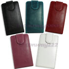 New high quality leather case for Huawei Ascend Y320
