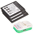New 1900mAh Battery + USB Charger for Samsung Galaxy Ace S3 Mini i8190 GT-i8160