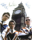 THE JAM (MUSIC) SIGNED PHOTO PRINT 01