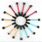 Pro Different Style Makeup Powder Blush Foundation Brushes MakeUp Cosmetics Tool