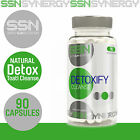 SSN Detoxify Detox Colon Cleanse Pills Natural Slimming Diet Weight Loss Pills