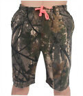 Men Casual Army Cargo Combat Hunting Camo Camouflage Overall Shorts Sports Pants