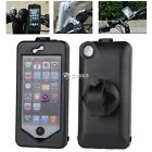 Bicycle Handlebar Mount Holder Waterproof Sealed Case Cover For iPhone  5 5S 5G