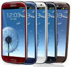 Samsung Galaxy S III SGH I747 16GB Blue White Red UNLOCKED A