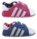 Infant Baby Boys Girls Soft Sole Sport Crib Shoes Sneakers Newborn to 18 Months