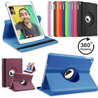 360 Degree Rotation Smart Leather Stand Case Cover For Apple iPad 3 4 Air 2 Mini