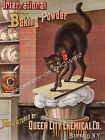 Vintage Baking Powder ad print poster, large 4 sizes available