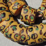32 old antique venetian fancy beads african trade #949