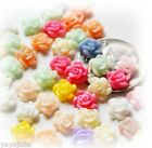 10 pieces Rose Flatback Art Craft Nail Cell Scrapbook Decorate Accessory Trinket