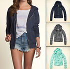 NWT HOLLISTER WOMEN'S BOAT CANYON FLEECE HOODIE size XS, S, M, L