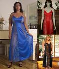 PLUS SIZE LINGERIE NIGHTGOWN LONG GOWN 1X 2X 3X 4X