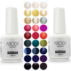 Nail Art Manicure Design Soak Off Base/Top Coat Abody 15ml for Pro Nail Create