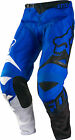 NEW 2015 FOX RACING 180 RACE MX DIRT BIKE OFFROAD PANTS BLUE ALL SIZES