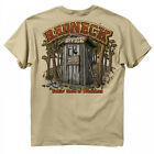 Funny Hunting Buckwear Tee T'shirt Redneck Office Takin' Care of Business