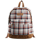 Unisex Retro UK Style Girls School Bag College Backpack Laptop Womens Daypack