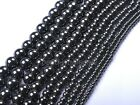 New 4/6/8/10/12 Ball Black Magnetic Hematite Spacer Charms Beads Findings