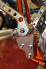 Harley Softail Polished Forward Controls by Speed Dealer Customs