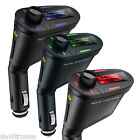 CAR MP3 PLAYER FM TRANSMITTER WITH USB PORT AND SD CARD SLOT FOR IPHONE IPOD