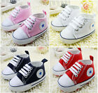 Infant Toddler Baby Boy Girl Soft Sole Crib Shoes  Age 0-18 Months-1Y