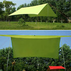 CHOOSE COLOR - Awning Beach Tent Sun Shade Sail Waterproof Camping Shelter Cover