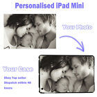Personalised Custom Your Picture Tablet Leather Case  FOR APPLE iPAD mini