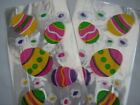cellophane party bags and ties 23 cms x 12.5 cms easter design