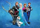 FROZEN 10 CAST PHOTO PRINT