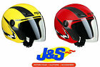 AGV PLANET LX OPEN FACE MOTORCYCLE HELMET MOTORBIKE LID SCOOTER MOD TOURING J&S