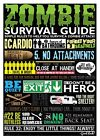 New Zombie Survival Guide Simple Rules To Survive Print