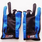 ON SALE Skidproof Resistant Professional Sports Fishing Hiking Gloves JR AU