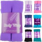 Microwavable Soothing Wheat & Lavender Filled Heat Pad Warmer Thermotherapy