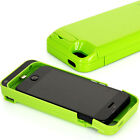 4200mAh External Backup Battery Charger Case Power Bank for iPhone 5s 5 5c