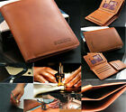 Faux Leather Bifold Credit/ID Card Holder Purse Wallet Bifold Clutch Beauty