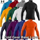 Under Armour ColdGear Evo Compression Mock Base Layer Long Sleeve