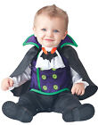 Count Cutie Dracula Vampire Toddler/Infant Baby Boys Costume S-L (6 months-2T)