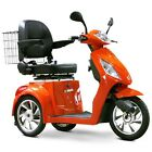 EWheels EW-36 3-Wheel Power Mobility Scooter Electric With Full Warranty