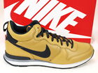Nike Internationalist Mid QS Bronze Black Outdoor Shoes NSW 696424-700