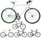 "28"" Singlespeed Fixie Retro Fahrrad Rennrad Stadt Rad Fixed Gear VIKING Blade"