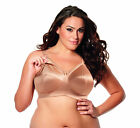 GD6092 Keira Nursing Bra Wire Free Nude NWT Large cup size
