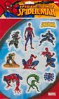 New Marvel Comics Spider Sense Spiderman Raised Relief Sticker